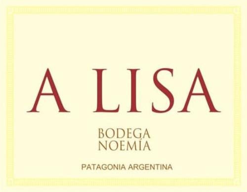 Noemía Malbec A Lisa Patagonia Rio Negro Valley 2018