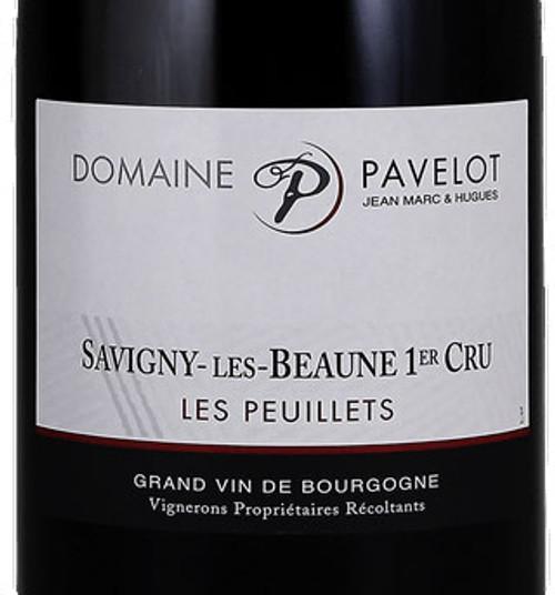 Pavelot Savigny-lès-Beaune 1er cru Les Peuillets 2018