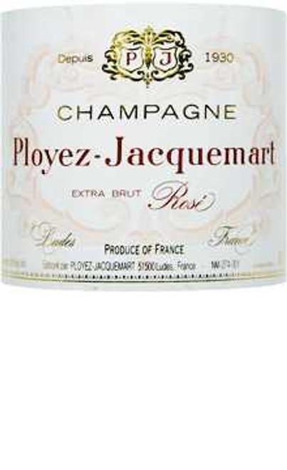 Ployez-Jacquemart Extra Brut Rosé Champagne NV