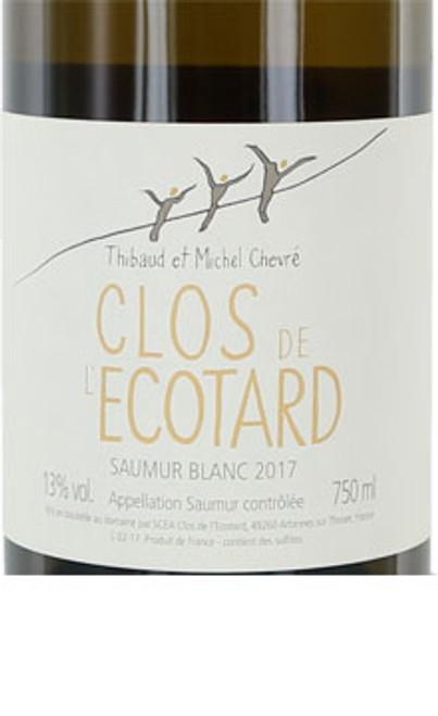 Clos de l'Ecotard Saumur Blanc 2017