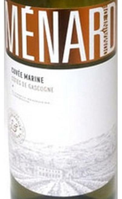 Domaine de Ménard Côtes de Gascogne Cuvée Marine 2018