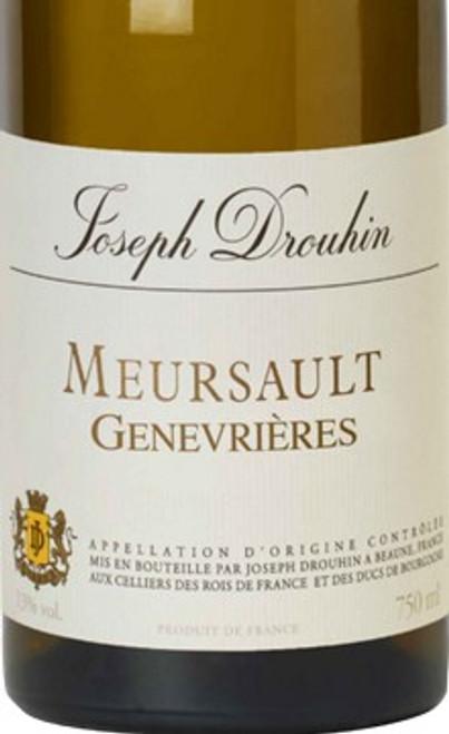Drouhin Meursault 1er cru Genevrières 2017