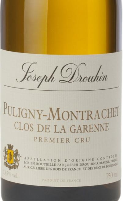 Drouhin Puligny-Montrachet 1er cru Clos de la Garenne 2017