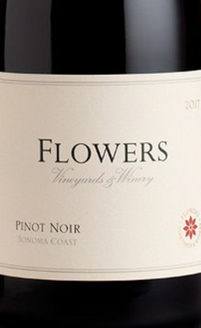 Flowers Pinot Noir Sonoma Coast 2017