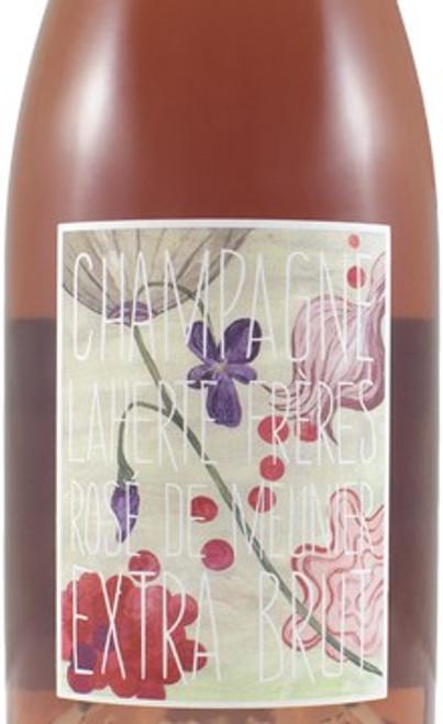 Laherte Frères Extra Brut Champagne Rosé de Meunier NV
