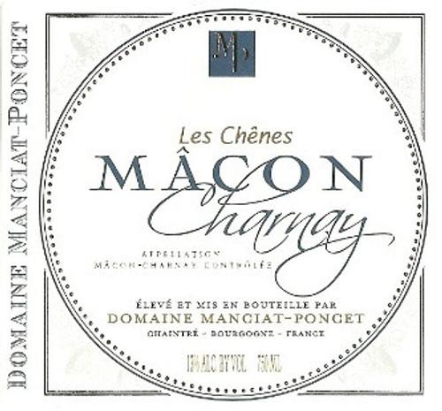 Manciat-Poncet Mâcon-Charnay Les Chênes 2018