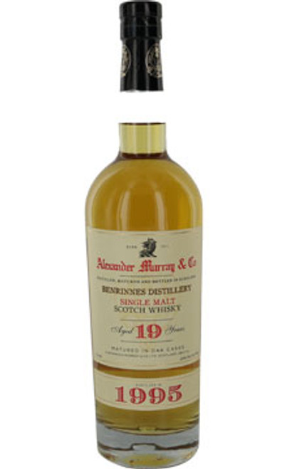 Alexander Murray & Co. Benrinnes 19 Year Old Single Malt Scotch Whisky