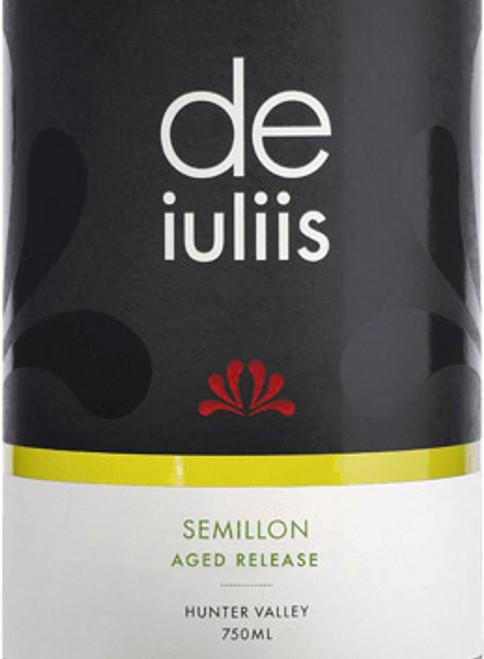 De Iuliis Sémillon Hunter Valley Aged Release 2013