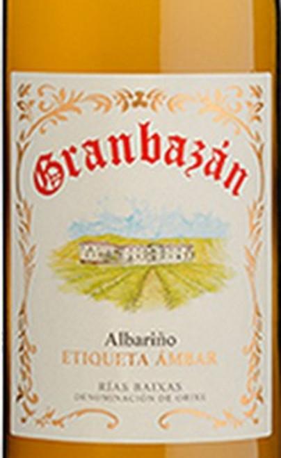 Agro de Bazán Albariño Rías Baixas Granbazán Etiqueta Ambar 2018