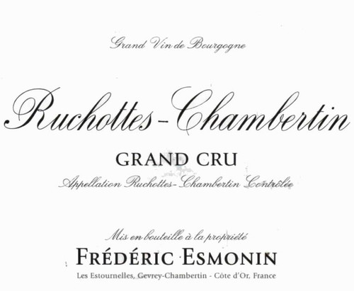 Esmonin/Frédéric Ruchottes-Chambertin 2018 1.5L