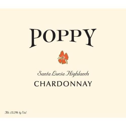 Poppy Chardonnay Santa Lucia Highlands 2017