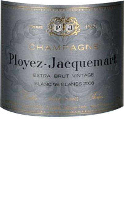 Ployez-Jacquemart Extra Brut Blanc de Blancs Champagne 2008