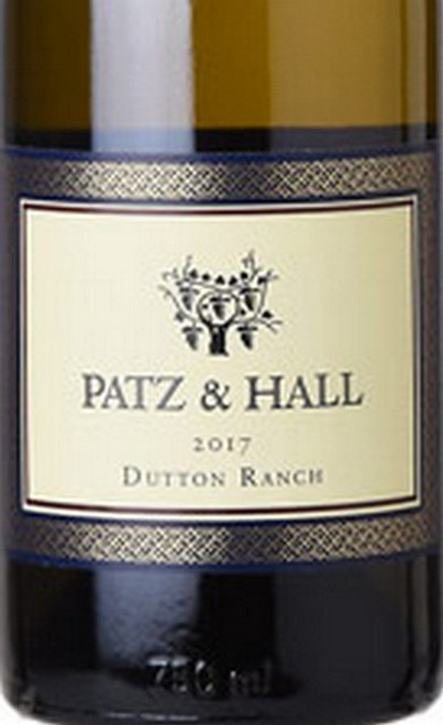 Patz & Hall Chardonnay Russian River Valley Dutton Ranch 2017