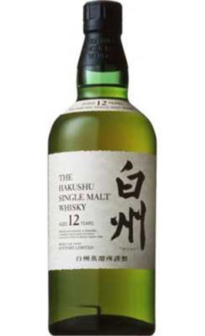 Suntory Hakushu Japanese Whisky 12 Year 86 Proof
