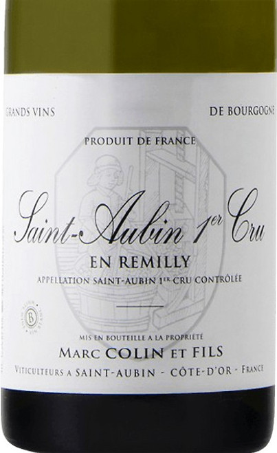 Colin/Marc St.-Aubin 1er cru en Remilly 2018