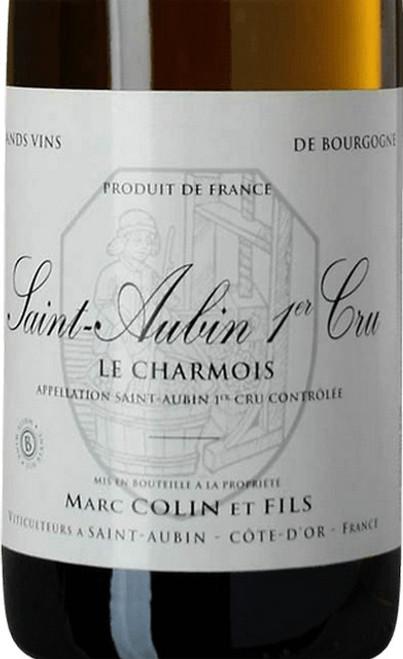 Colin/Marc St.-Aubin 1er cru Le Charmois 2018