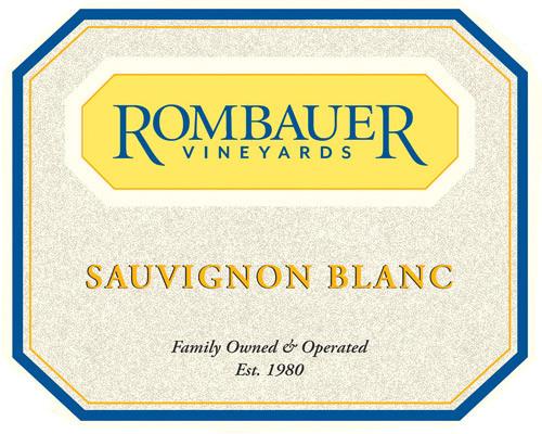 Rombauer Sauvignon Blanc Napa-Sonoma Counties 2019