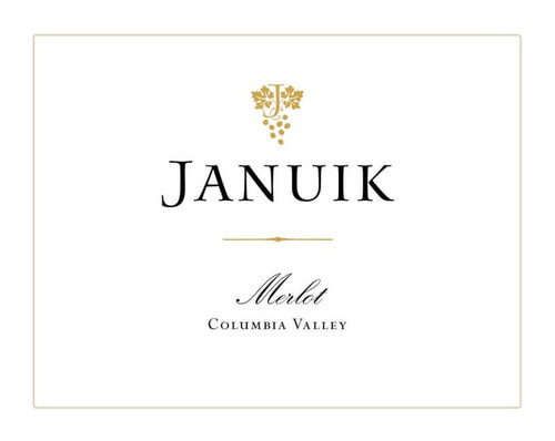 Januik Merlot Columbia Valley 2017