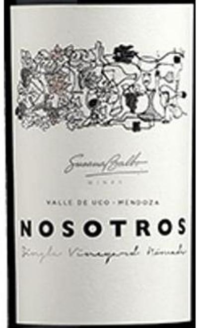 Susana Balbo Nosotros Single Vineyard Uco Valley 2013