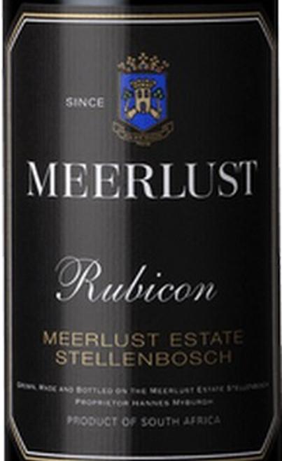 Meerlust Estate Rubicon Stellenbosch 2016
