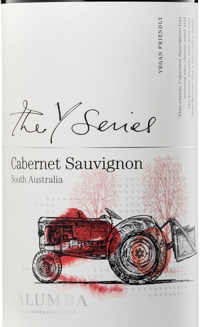 Yalumba Cabernet Sauvignon South Australia The Y Series 2018