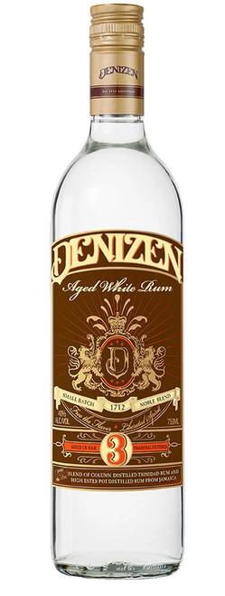 Denizen Aged White Rum