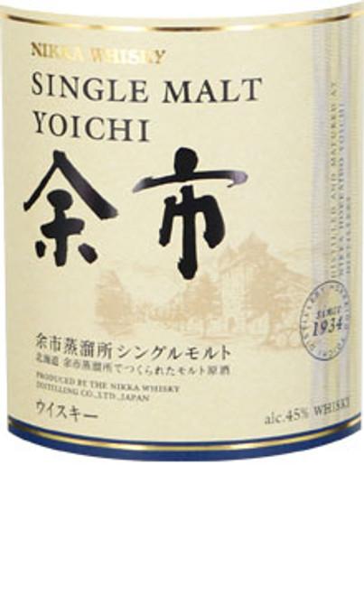 Nikka Whisky Yoichi Single Malt