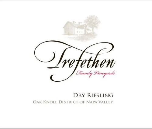 Trefethen Dry Riesling Napa Valley 2019
