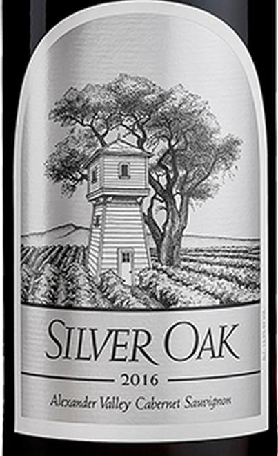 Silver Oak Cabernet Sauvignon Alexander Valley 2016