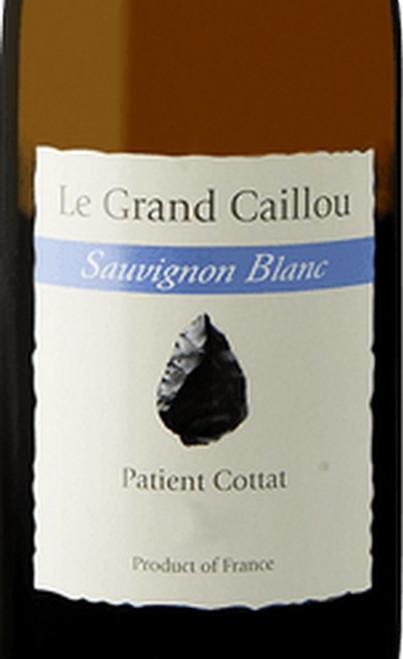 Cottat/Patient Vin de France Sauvignon Blanc Le Grand Caillou 2019