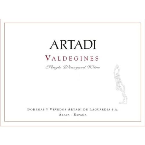 Artadi Valdeginés Single Vineyard 2017