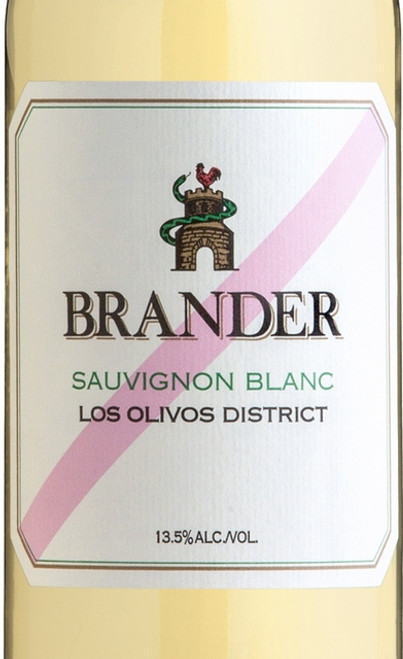 Brander Sauvignon Blanc Los Olivos District 2019