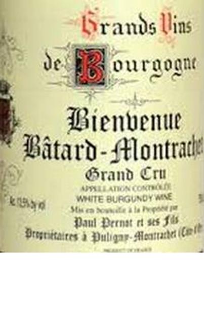 Pernot/Paul Bienvenues-Bâtard-Montrachet 2018