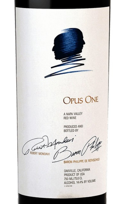 Opus One Napa Valley 2017