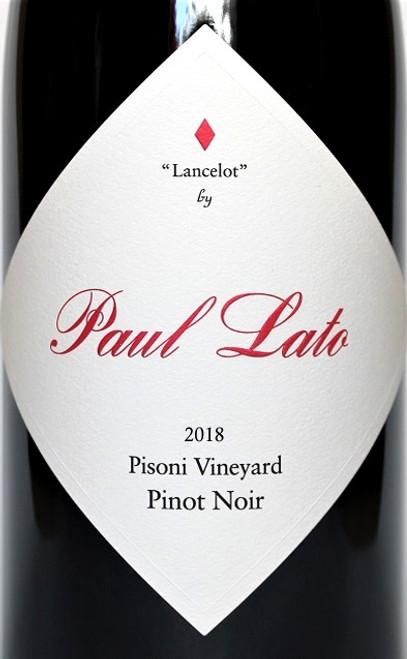 Paul Lato Pinot Noir Sta. Lucia Highlands Lancelot Pisoni Vyd. 2018