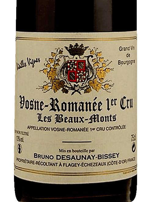 Desaunay-Bissey Vosne-Romanée 1er cru Beaux Monts 2016
