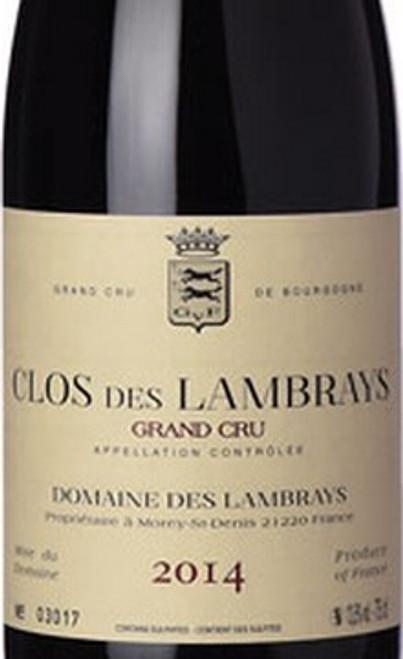 Lambrays Clos des Lambrays 2014