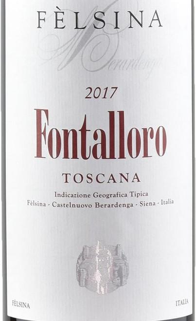 Fèlsina Fontalloro Toscana 2017 375ml