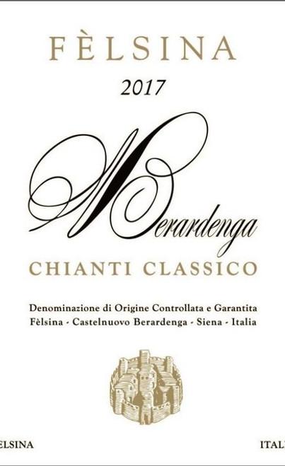 Fèlsina Chianti Classico Berardenga 2017 375ml