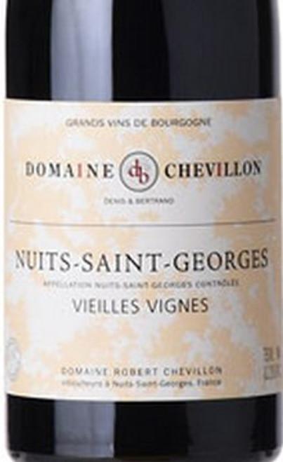 """Chevillon Nuits-St-Georges """"Vieilles Vignes"""" 2018"""