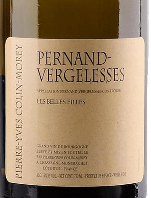 Colin-Morey/Pierre-Yves Pernand-Vergelesses Blanc Belles Filles 2018