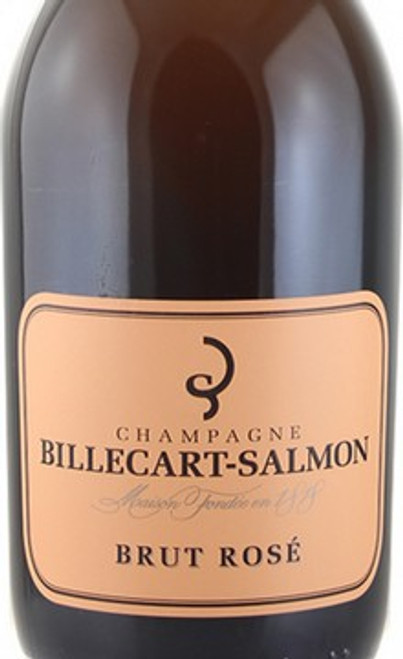 Billecart-Salmon Brut Rosé Champagne NV