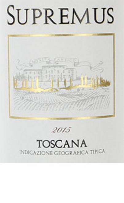 Monte Antico Supremus Toscana 2015