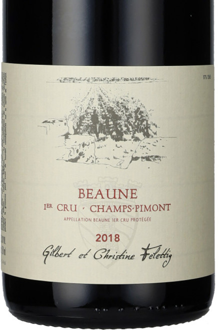 Felettig Beaune 1er cru Champs-Pimonts 2018