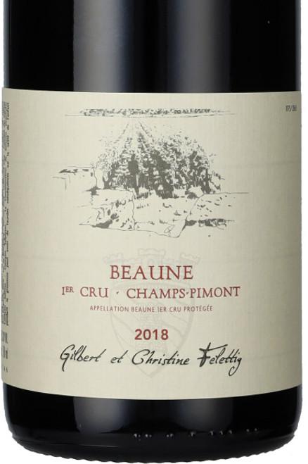 Felettig Beaune 1er cru Champs-Pimonts 2018 1.5L
