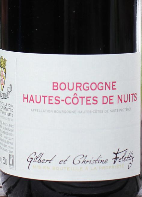 Felettig Bourgogne Hautes-Côtes de Nuits 2018