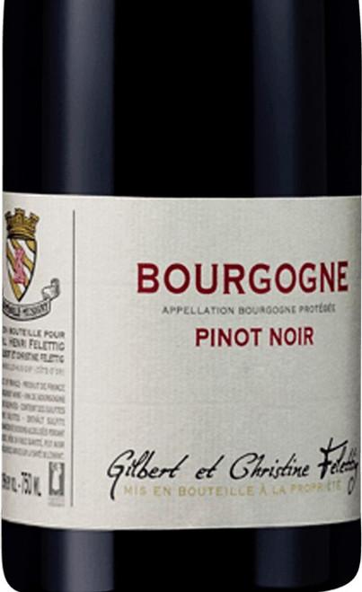 Felettig Bourgogne Pinot Noir 2018