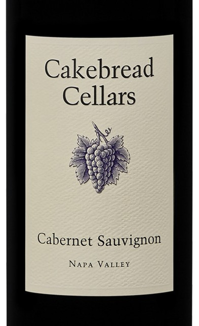 Cakebread Cabernet Sauvignon Napa Valley 2017