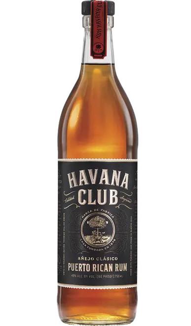 Havana Club Rum Añejo Clásico