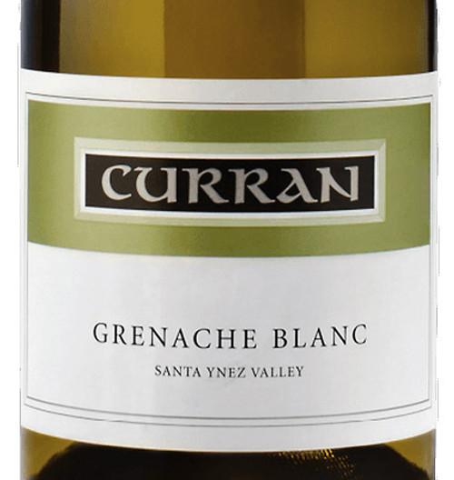 Curran Grenache Blanc Santa Barbara County 2019